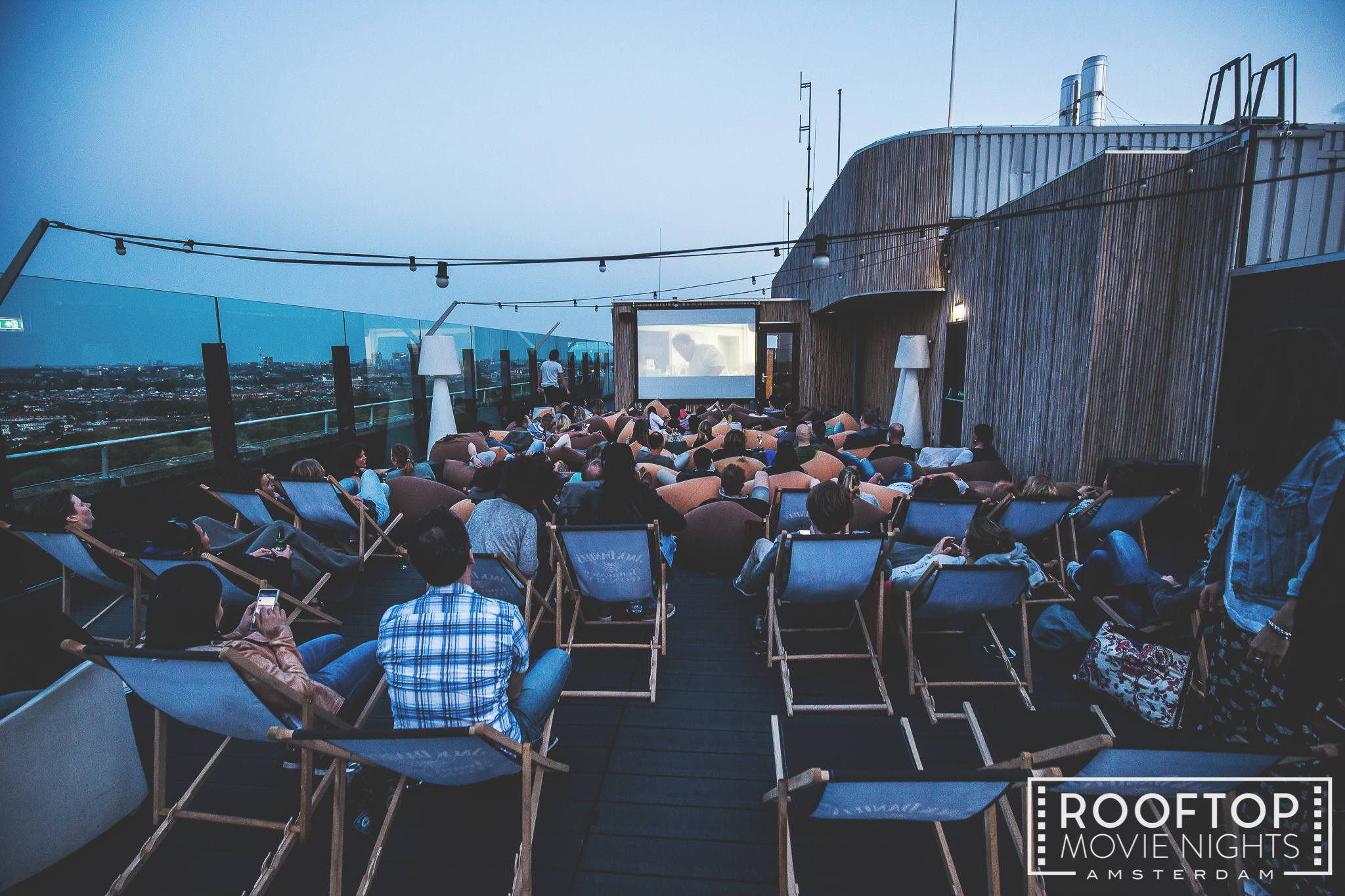© RooftopMovieNights